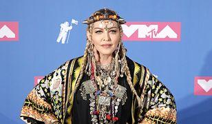 Madonna o trudach macierzyństwa