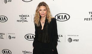 Michelle Pfeiffer kończy właśnie 60 lat. Mimo upływu lat jest w świetnej formie