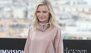 Michelle Pfeiffer motywuje fanów, by zostali w domu. Zaproponowała szczególną akcję