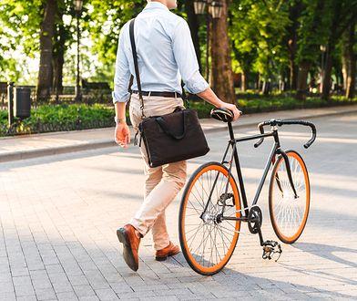 Wygodna torba sprawdzi się idealnie na oficjalnych spotkaniach i nie tylko