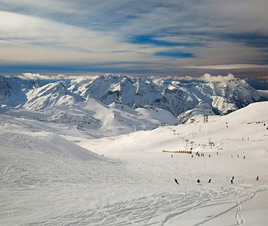 Francuskie Alpy to jedno z najlepszych miejsc na narty w Europie