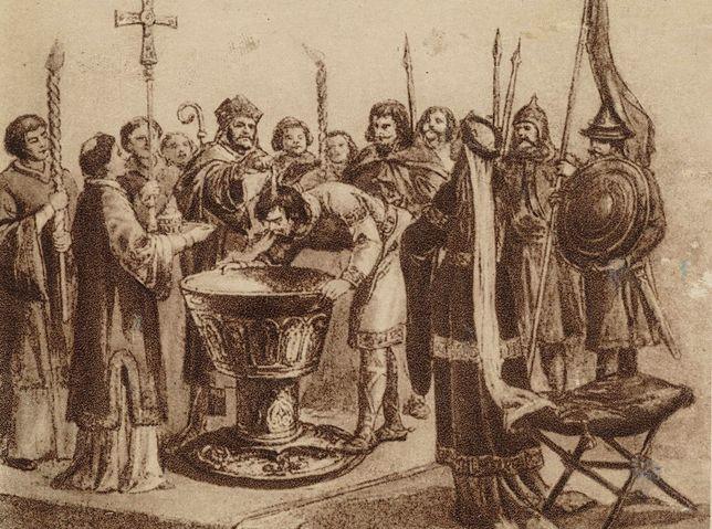 Kłamstwo 966 roku. Czy to Bolesław Chrobry, trzydzieści lat później, ochrzcił Polskę?