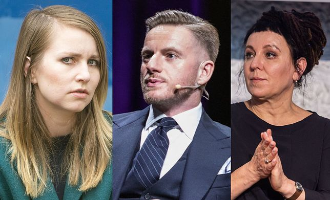 Dorota Masłowska, Szczepan Twardoch i Olga Tokarczuk - ich twórczość niejednokrotnie dotyka polskich bolączek