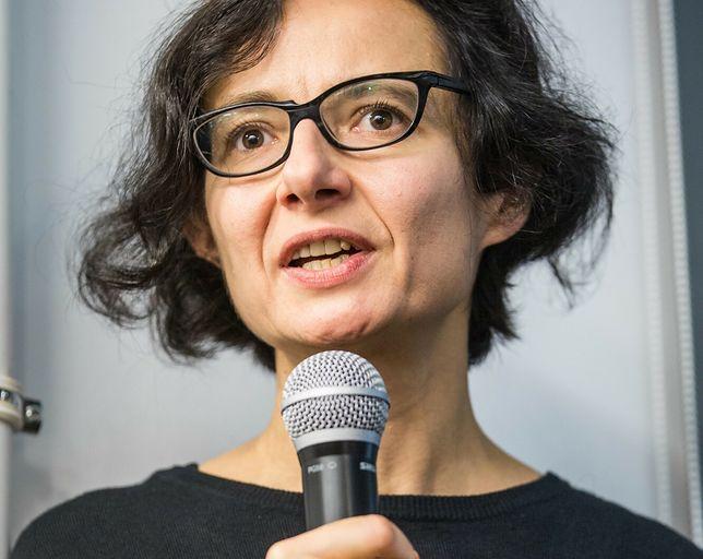 Agnieszka Graff zrobiła coming out.