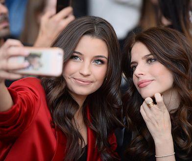 Julia Wieniawa i Weronika Rosati