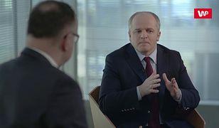 """Paweł Kowal u Michała Kobosko w """"Racji Stanu"""". Zobacz cały odcinek"""
