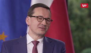 WP zaprasza Mateusza Morawieckiego do debaty z Grzegorzem Schetyną. Co na to premier?