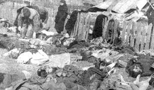 Polacy zamordowani przez UPA w Lipnikach, 1943 r.