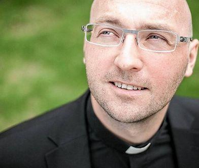 Ks. Piotr Studnicki, koordynator medialny Centrum Ochrony Dziecka