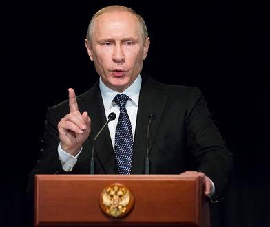 Władimir Putin kłamliwie oskarża Polskę o wywołanie II wojny światowej
