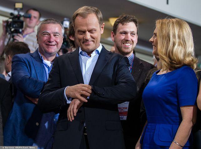 """""""Donald Tusk sprawia cały czas wrażenie politycznej postaci 'hamletyzującej'"""""""