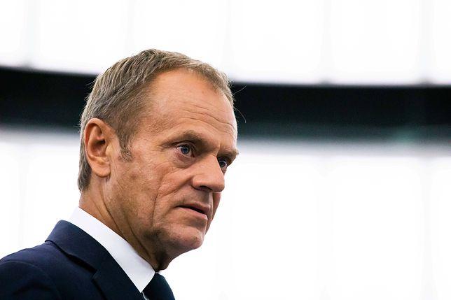 Tuskowi udało się wejść do pierwszej europejskiej ligi