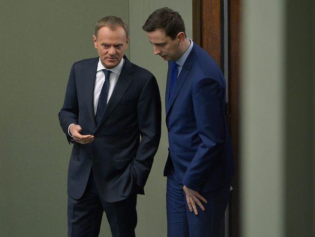 Zaczyna zawiązywać się nieformalny sojusz między Tuskiem a Kosiniakiem-Kamyszem