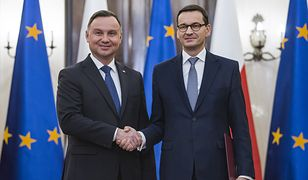 """Andrzej Duda i Mateusz Morawiecki zabrali głos ws. gigantycznego wsparcia z UE. """"W cieniu pandemii toczyły się bardzo trudne negocjacje"""""""