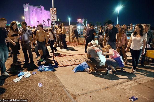 Strzelanina podczas koncertu w Las Vegas