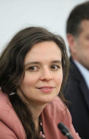 Sejm. Posłanka Klaudia Jachira (PO-KO)