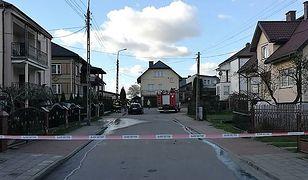 Do wypadku doszło na spokojnej ulicy w Sokółce