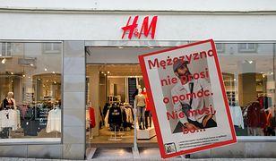Nowa kampania H&M. Internauci oburzeni