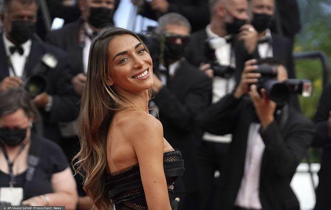 Elisa de Panicis w Cannes