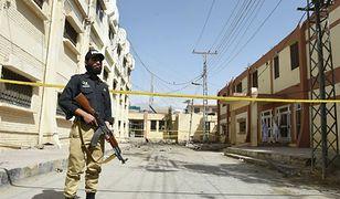 Ataki uzbrojonych napastników na chrześcijańskie osiedle i sąd w Pakistanie