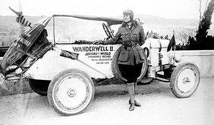 Aloha Wanderwell - pierwsza kobieta, która samochodem objechała świat