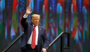 Donald Trump: rozmawiałame z Wołodymyrem Zełenskim o Bidenie i jego synu