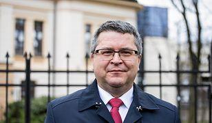 Jarosław Dudzicz jest członkiem nowej KRS