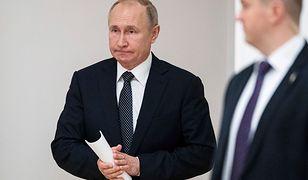 """Władimir Putin o """"bezwstydnym kłamstwie"""" ws. paktu Ribbentrop-Mołotow"""