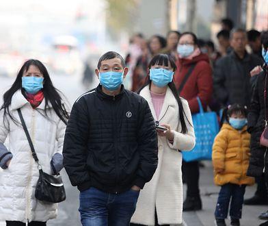 Wirus, który pod koniec grudnia zaatakował mieszkańców Wuhan w Chinach, wciąż się rozprzestrzenia