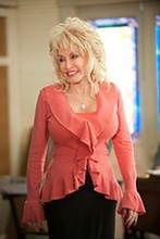 Życie Dolly Parton w telewizji