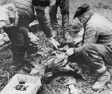 Identyfikacja zwłok wydobytych z katyńskich mogił