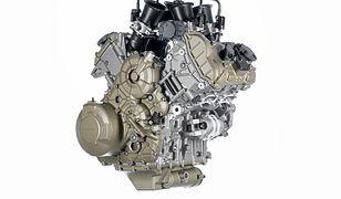 Ducati pokazało silnik V4 Granturismo. Będzie napędzał nową Multistradę