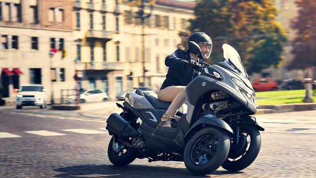 Yamaha Tricity 300