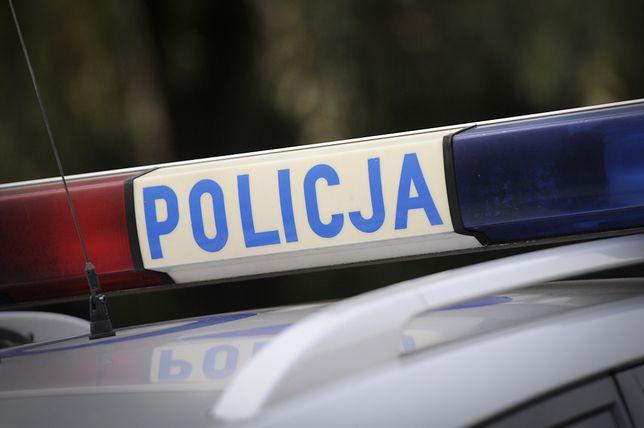 16-latek odpowie za napaść na policjanta