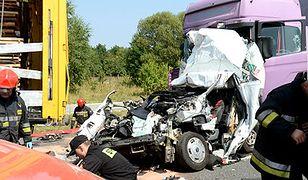 Tragiczny wypadek w Mszczonowie