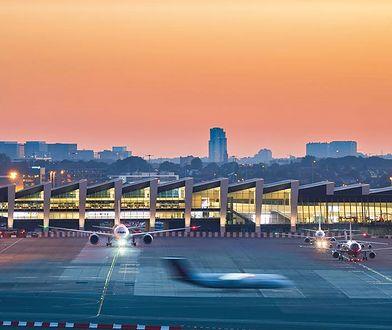 Płyta lotniska w Brukseli