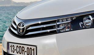 Zmiany Toyoty w celu poprawienia jakości