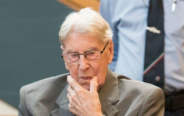 Reinhold Hanning - kolejny esesman skazany