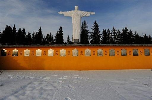 Pomnik Jezusa Chrystusa na Słowacji