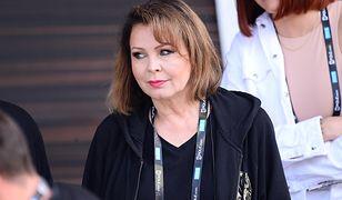 """Izabela Trojanowska spotkała się z Joan Collins. Aktorka """"Dynastii"""" ją zganiła"""
