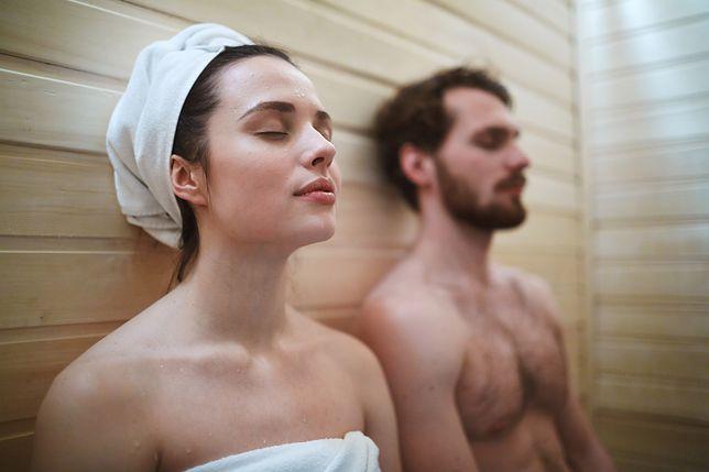 """Polki nie znoszą saun koedukacyjnych, bo mężczyźni zachowują się """"zbyt swobodnie"""""""