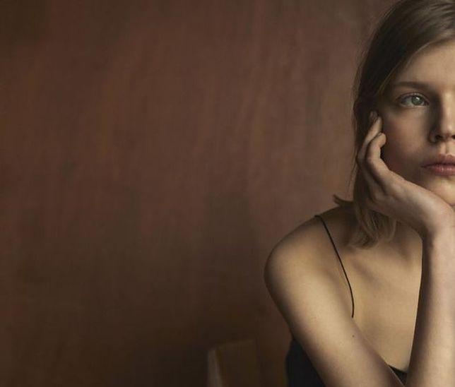 "Ola Rudnicka w ""Dior Magazine"""