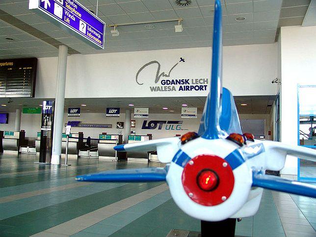 Port lotniczy w Gdańsku-Rębiechowie