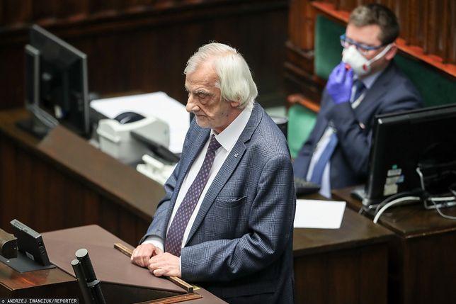 Sejm. Ostre spięcie między Ryszardem Terleckim z PiS i Pawłem Zalewskim z PO