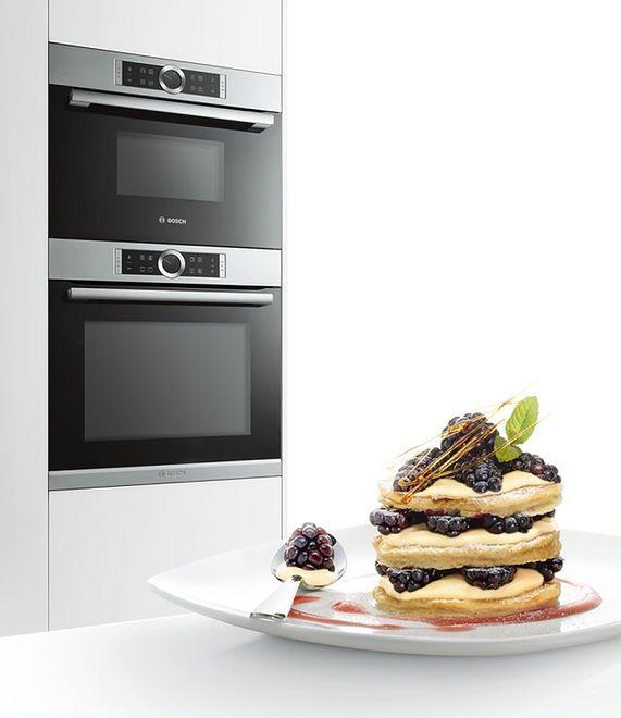 Nowe, innowacyjne piekarniki firmy Bosch