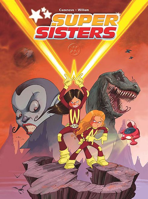 Supersisters, Egmont 2020