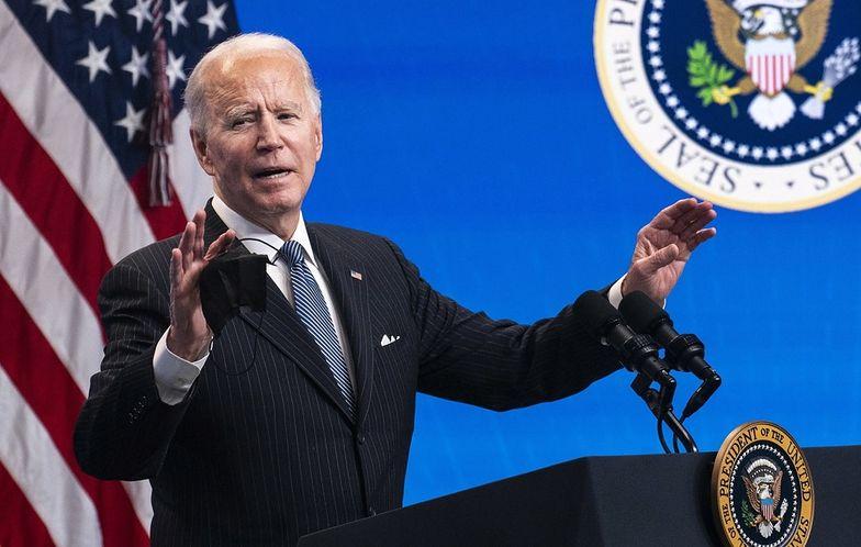 Rozmowa na szczycie. Biden ostrzegł Putina