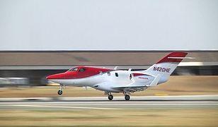 Samolot HondaJet rusza w światowe tournée
