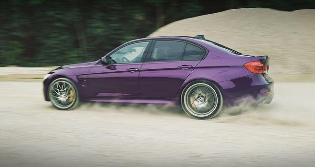 Kierowcy BMW M3 nie uchodzą za kulturalnych