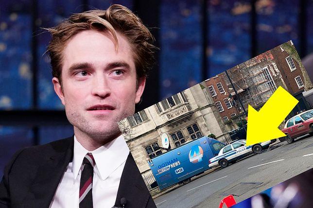 """W Batmana wcieli się tym razem Robert Pattinson (""""Lighthouse"""")"""